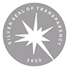 Guidestar Silver Seal of Transparency 2020