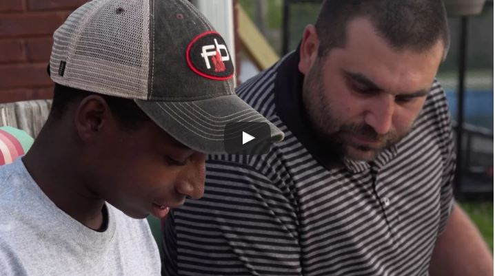 Fathers in the Field Video - Hero of the Fatherless - David
