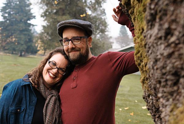 Rob Goff, Western Regional Missionary, with his wife