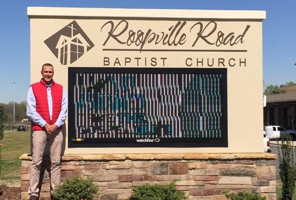 Dr. Stephen Peeples, Roopville Baptist Carrollton GA